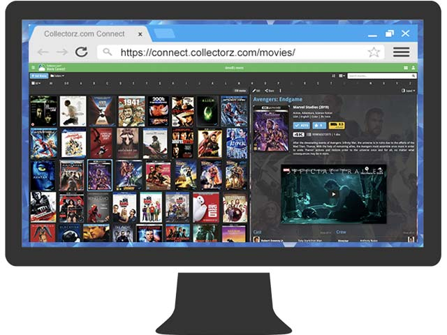 Movie Database software: Catalog your DVD and Blu-Ray
